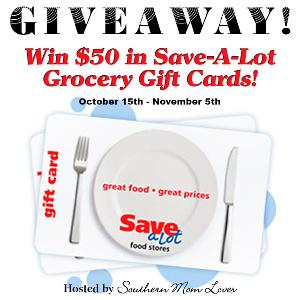 $50 Save-A-Lot Grocery Gift Card