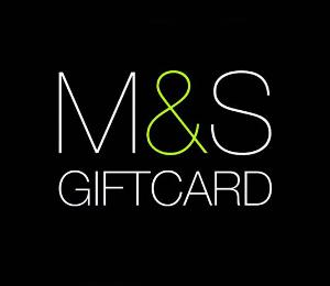 £500 gift card with Marks and Spencer