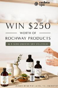 $500 GIVEAWAY (HEALTH PRODUCTS AND ENDOTA SPA VOUCHER)