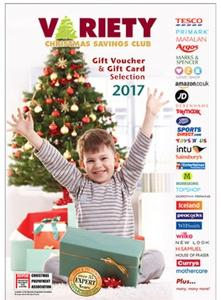 £500 in gift cards with Variety Christmas Savings Club Giveaway!