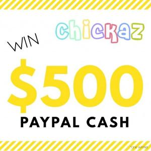 Contest: *** Win $500 PayPal Cash -- Ends 10/23, 9pm AEDT! ***