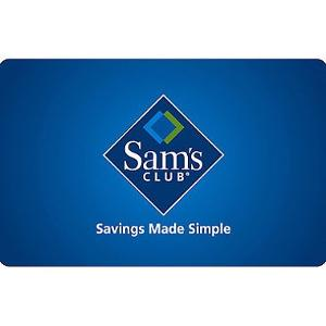 $500 Sam's Club Gift Cards Giveaway
