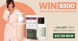 $500 SELF CARE AND WELLNESS PRODUCTS