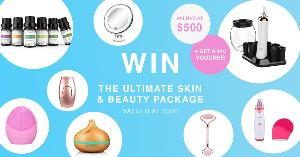 $500 skin and beauty package