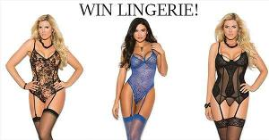 $500 Worth of Lingerie Giveaway
