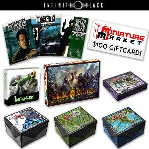 $500 worth of Tabletop Games