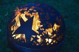 $600 fire pit giveaway