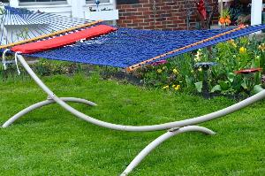 $600 Hammock + Steel Stand + Pillow G.I.V.E.A.W.A.Y!!