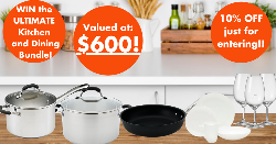 $600 KITCHEN AND DINING BUNDLE