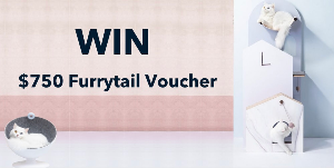 $750  VOUCHER FOR CAT PRODUCTS