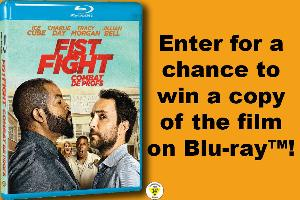 'Fist Fight' on Blu-ray ($30)