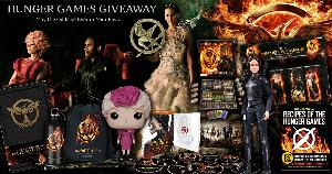 #HungerGames Prize Pack