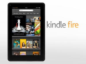 #Kindle Fire