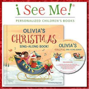 """My Christmas Sing-Along"" Book/CD Set"