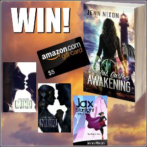#NewRelease #Giveaway – WIN a Signed Book, GiftCard & Ebook Prize Pack!