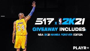 -ONE lucky winner will receive a NBA 2K21 - Mamba Forever Edition (on the system of choice).