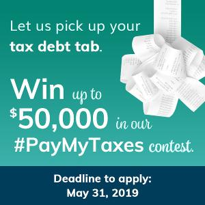 #PayMyTaxes Contest