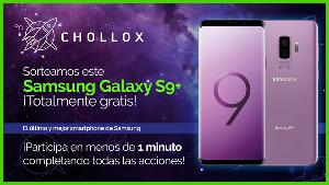 """Samsung Galaxy S9 Plus"