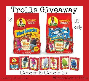 """Trolls Prize Package Giveaway"