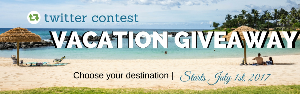 """WIN A FREE VACATION UP TO 5 PPL - US & CANADA"