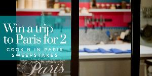 """Win a Trip to Paris for 2"""