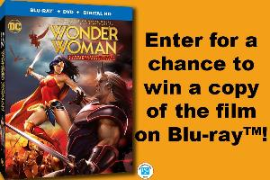 'Wonder Woman: Commemorative Edition' on Blu-ray ($30)