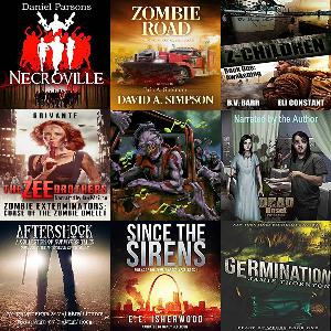 """Zombie Road Trip Audio Book Giveaway!"
