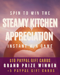 1 Grand Prize Winner will win a $50 PayPal Gift Card! Or spin to win a one of 5 $10 PayPal gift cards! You can try once a day !