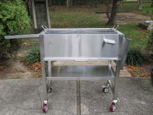 1 Lucky Winner Will Win An IG Charcoal BBQ Grill Valued At $459!