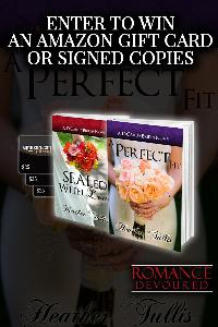 1 of 3 $25 Amazon Gift Cards or 1 of 3 Signed Copies from Bestselling Author Heather Tullis