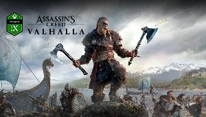 1 winner will get a digital xbox one code US region for Assassin's Creed Valhalla!