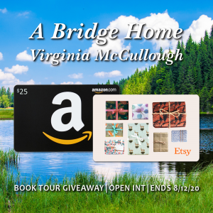 1 winner will receive a $25 Amazon eGift Card and a $25 Etsy eGift Card!!