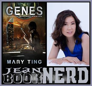 1 Winner will receive a $50 Dollar PayPal/Amazon Gift Card & 1 Winner will receive a Swag of GENES (Book, Coaster, Bookplate and Postcard) by Mary Ting.