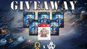 1 Winner Will Win  $50 Riot Points (NA Server Only) & 5 Winners Will Win  $10 Riot Points (NA Server Only)!!