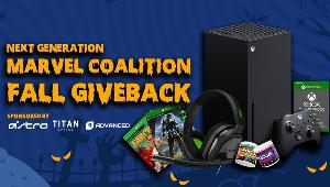 1 Winner will win : *Gaming Monitor (Varies on Region and Availability) * XBOX SERIES X Bundle *GAMEPASS ULTIMATE *A Pair of Titan Optics provided By Titan Optiks..+more