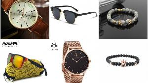 10 Items of YOUR Choice from Gentleman's Taste ($250)