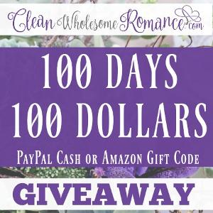 100 DAYS 100 DOLLARS Giveaway – $100 #PayPal #Amazon
