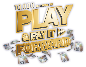 10000 Reasons to Play and Pay it Forward