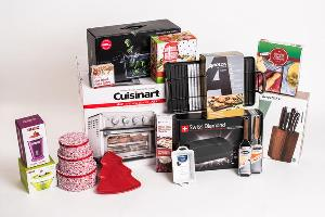 12 Days of Christmas Sleigh of Prizes Giveaway