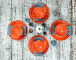 12pc American Conventional Dinnerware Set Giveaway
