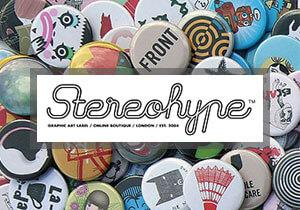 13th Stereohype Button Badge Design Competition (2017)