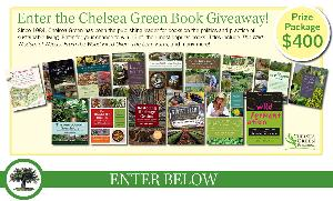 15 Chelsea Greens Books ($400)