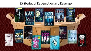 15 Novels of Redemption and Revenge Giveaway