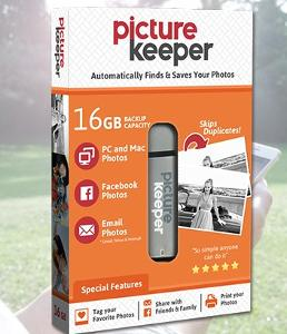 16GB Picture Keeper Connect Storage Device Giveaway!