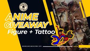 1st Place - 2 Full Day Session Tattoo + $250 Store Credit-1 winner; 2nd Place - 1 Full Day Session Tattoo + $100 Store Credit-1 winner & 3rd Place - Half Day Session Tattoo + $50 Store Credit-1 winner!