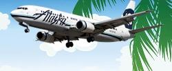 2 Alaska Airlines Tickets Giveaway