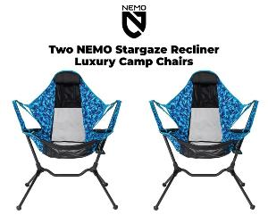 2 camper chairs