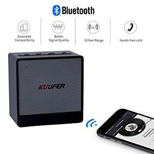 2 KUUFER Wireless Speakers