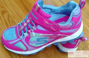 2 Pairs of Skechers Shoes