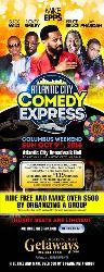 2 Tickets to See Mike Epps, Sheryl Underwood, Gary Owen & Rickey Smiley